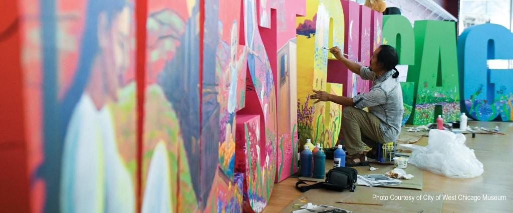 West Chicago Visiting Artist
