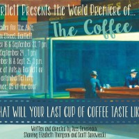 "World Premiere of ""The Coffee Shop"" play"