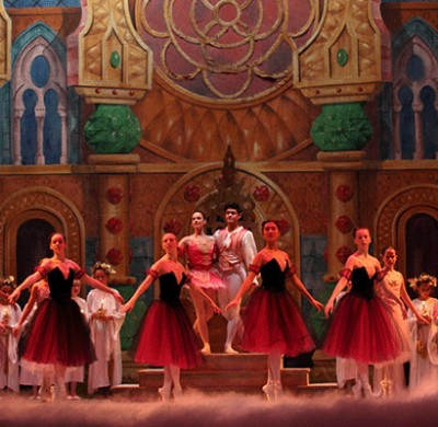 Von Heidecke Chicago Festival Ballet: The Nutcracker with New Philharmonic