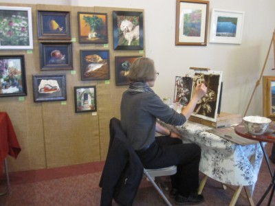 ART FAIR at Calvary Episcopal Church, Lombard, Nov...