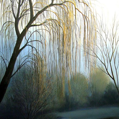 Mirror of Humanity - Landscape Paintings by Didier Nolet