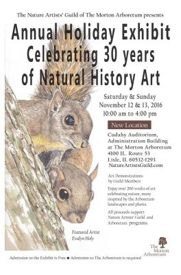 Annual Holiday Exhibit - Nature Artists' Guild