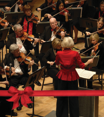 DuPage Symphony Orchestra Holiday Sweets & Musical Treats