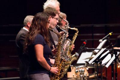 Small Group Jazz Ensemble