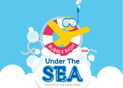 Bubble Bash 2016: Under the Sea