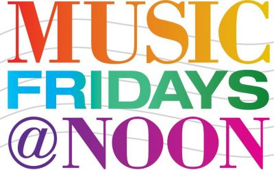 Music Fridays @ Noon - Andy Rozsa