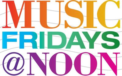 Music Fridays @ Noon - David Taylor