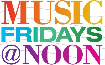 Music Fridays @ Noon - Janice Razaq