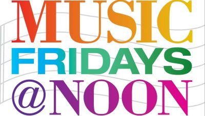 Music Fridays @ Noon - Ken Paoli