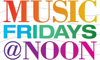 Music Fridays @ Noon - Mary Zaborniak