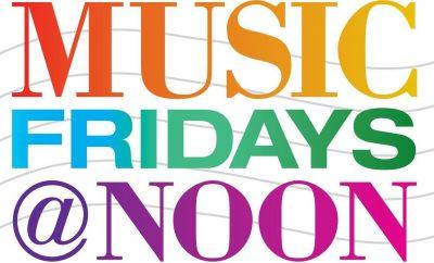 Music Fridays @ Noon - Tim Hays