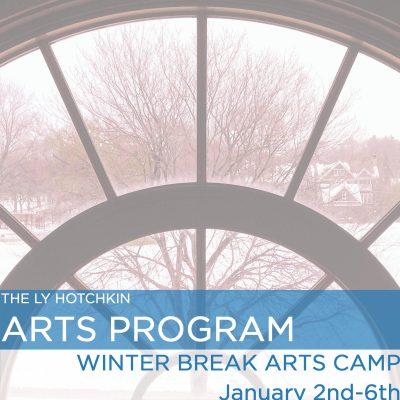 Winter Break Arts Camp at The Community House