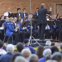 Wheaton Municipal Band Summer Concerts