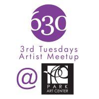 3rd Tuesdays Artist Meetup