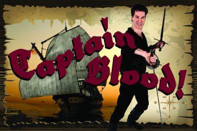 Captain Blood!
