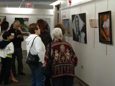 Meet the LAC Artists - Art Show Reception