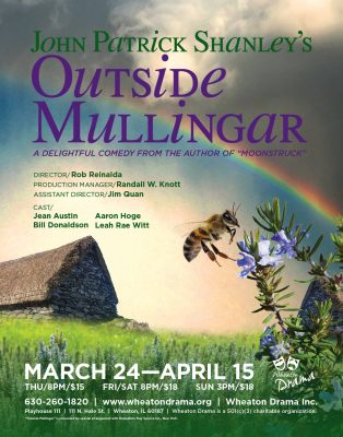 """Outside Mullingar"" at Wheaton Drama"