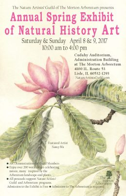 Annual Spring Exhibit of Natural History Art