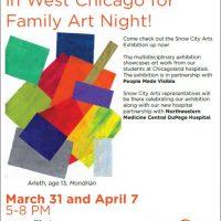 Family Art Night