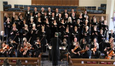 "Downers Grove Choral Society Concert ""Music of the Stage"""