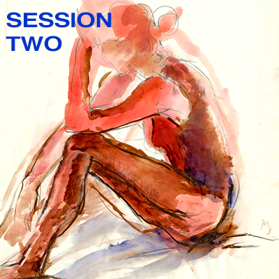 Figure Drawing Session 2