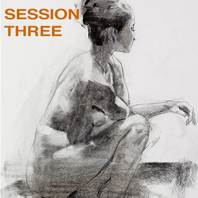 Figure Drawing Session 3