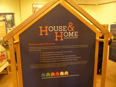 House & Home Exhibit
