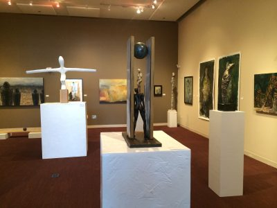 North Central College - Schoenherr Gallery