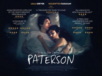 """After Hours Film Society presents """"Paterson"""""""