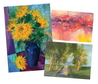 Oil Pastel Workshop with Maureen McKee