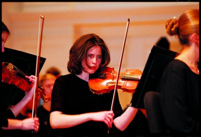 Concerto Competition Honors Concert