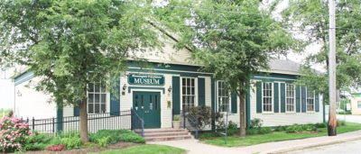 Bloomingdale Park District Museum