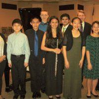 Glen Ellyn - Wheaton Music Club Scholarship Winners' Recital
