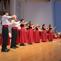 Suzuki Strings Christmas Concert