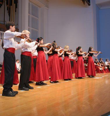 CSA Suzuki Strings Christmas Concert