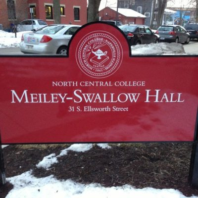 North Central College - Meiley-Swallow Hall