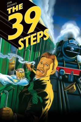 "Buffalo Theatre Ensemble: ""The 39 Steps"""