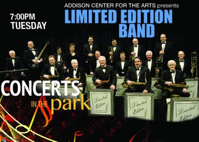 Limited Edition Band - Concerts in the Park