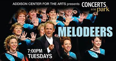 Melodeers - Concerts in the Park Series