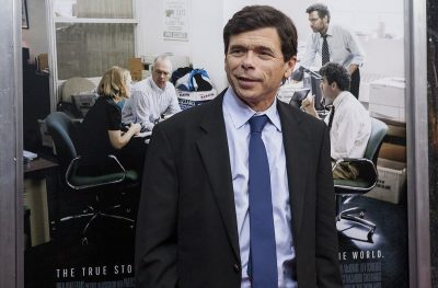 The Man Behind Spotlight: Journalist Michael Rezendes