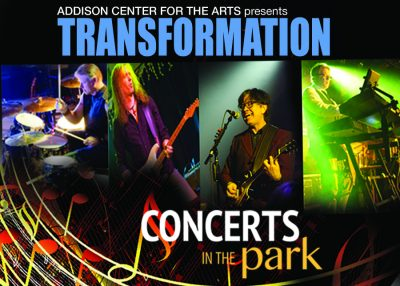 Transformation - Concerts in the Park