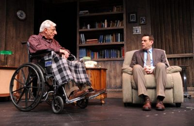 Tuesdays with Morrie starring Jamie Farr
