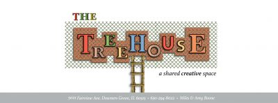 TreeHouse - a shared CREATIVE space, The