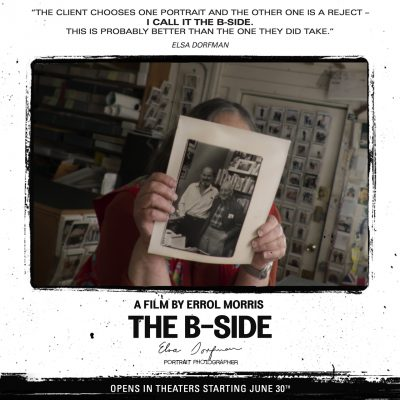 The After Hours Film Society Presents B-Side Elsa Dorfman Portrait Photography