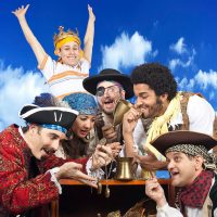 "Dallas Children's Theater ""How I Became a Pirate"""