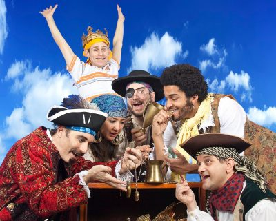 """Dallas Children's Theater """"How I Became a Pirate"""""""