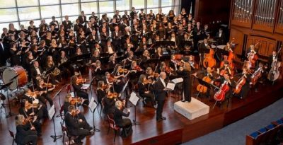 Auditions: Fox Valley Orchestra Chorus