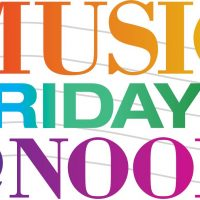 "FREE Music Friday's at Noon: ""Wonders of Music and Medicine"""