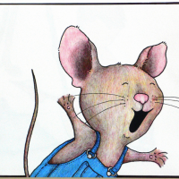 If You Give a Mouse a Cookie Family Reading Night