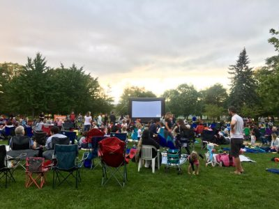 Movie on the Green